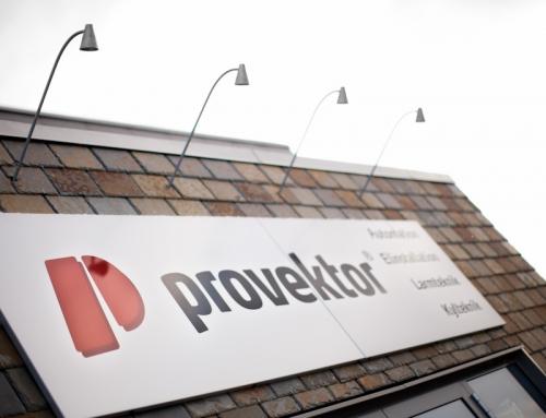 Reklamfoto – Provektor
