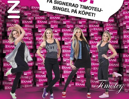 Reklamfoto – Timoteij