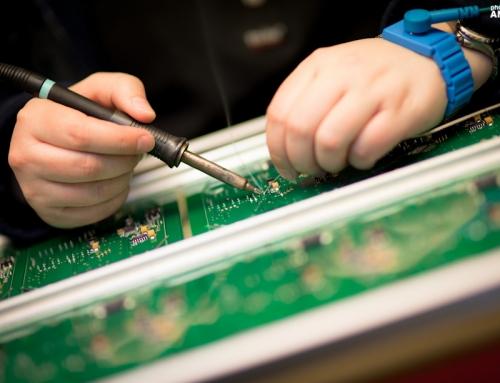 Reklamfotograf & produktfotograf åt RS Elektroniktjänst