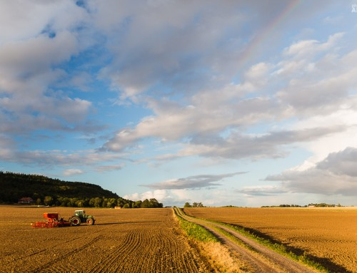 Imagefotografering för Väderstad Verken vid Alvastra klostergård