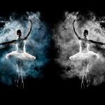 ballerina, dance, photo art