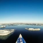 isbrytare, icebreaker, stand up paddleboard, gopro, sup, vättern, sweden, winter, hjo