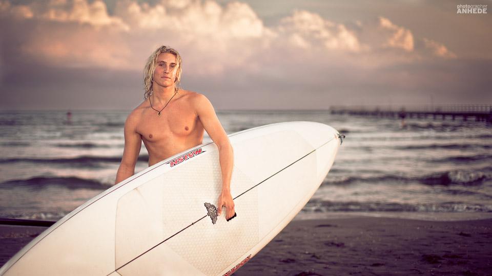Falkenberg, Sweden - Surf photographer Jesper Anhede, http://www.anhede.se