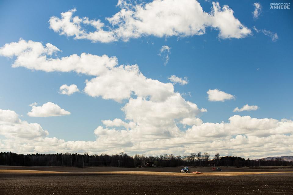 Jordbruksfotograf, lantbruksfotograf, industrifotograf för Väderstad-Verken. (1)