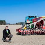 Agriculture photographer / Lantbruksfotograf - Hova, Väderstad-Verken (43)