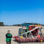 Agriculture photographer / Lantbruksfotograf - Hova, Väderstad-Verken (46)
