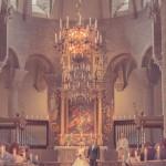 Bröllopsfotograf, Varnhems klosterkyrka, Skara/Skövde - Malin & Erik - Swedish wedding photographer (1)