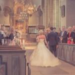 Bröllopsfotograf, Varnhems klosterkyrka, Skara/Skövde - Malin & Erik - Swedish wedding photographer (18)