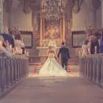 Bröllopsfotograf, Varnhems klosterkyrka, Skara/Skövde - Malin & Erik - Swedish wedding photographer (4)