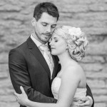 Bröllopsfotograf, Varnhems klosterkyrka, Skara/Skövde - Malin & Erik - Swedish wedding photographer (40)