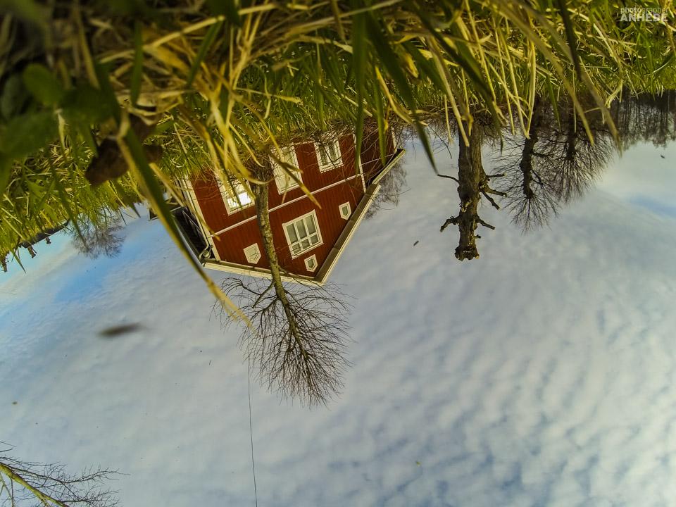 flygfoto krasch