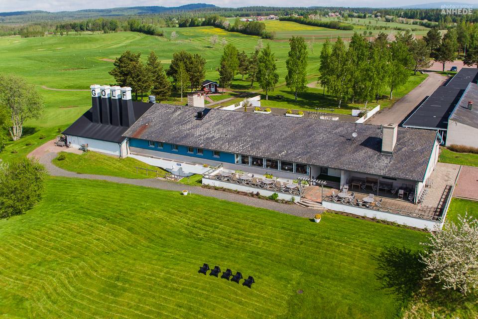 flygfotograf, aerial photographer, karlsborg, brevikens golf, sverige, sweden