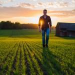 Uppkomst - Jordbruksfotograf, Svärtan/Grebban, Hjo - Väderstad-Verken - Agriculture & farming photographer (22)