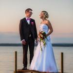 Wedding photographer / Bröllopsfotograf, Almnäs, Hjo - Magdalena & Jesper (6)