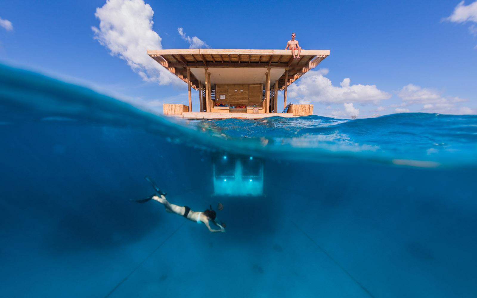 Travel photographer for The Manta Resort, Pemba Island, Zanzibar, Tanzania - Resefotograf