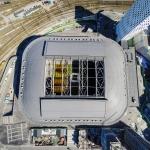 Aerial photo / flygfoto - Friends Arena, Stockholm,
