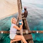 Activity photos - Sailing with the ngalawa