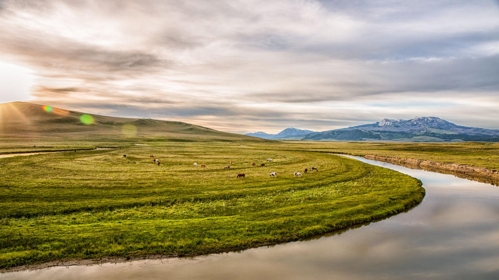 adventure photographer, j bar l ranch, montana - overview photo