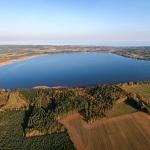 Aerial photo / flygfoto - Mullsjön, Västra Götaland