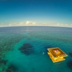 Aerial photo & overview - Destination photographer for the Underwater Room - Pemba Island, Zanzibar, Tanzania, Africa