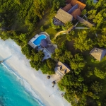 Aerial photo & overview - Resort photographer for the Manta Resort - Pemba Island, Zanzibar, Tanzania, Africa