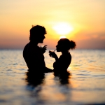 Emotional photos - Honeymoon in paradise