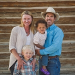 People and portrait photography - J Bar L Ranch, Montana