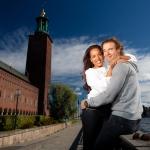 Portrait photographer for Elaine Eksvärd at Snacka Snyggt - Stockholm, Sweden, Scandinavia, Europe