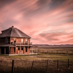 Ranch photographer for J Bar L Ranch, Centennial Valley, Montana, USA