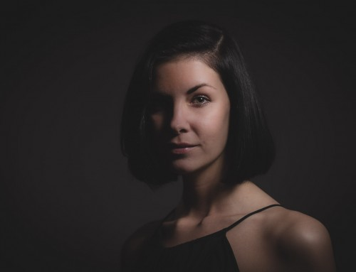 Portrait photographer – Light test