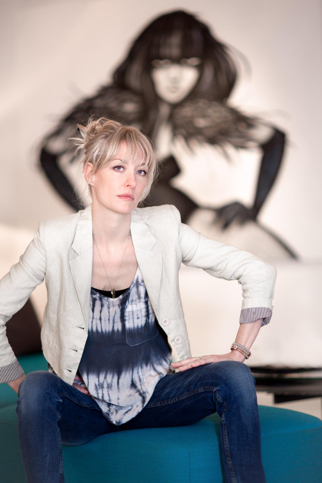 Amanda Mendiant - Artist photographer