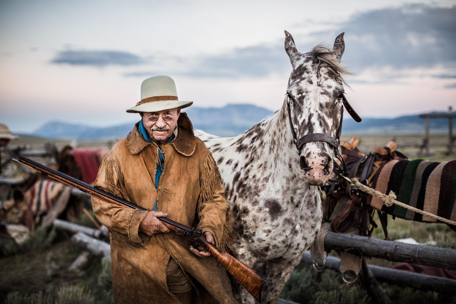 Dick Pieper - Cowboy portrait photographer