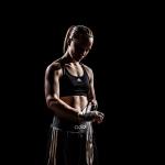athlete, athleteportrait, boxer, boxing, portrait, atlet, idrottsporträtt, boxare, boxning, ida lundblad, champion, worldchampion, mästare, världsmästare, anhede