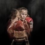 athlete, athleteportrait, boxer, boxing, portrait, atlet, idrottsporträtt, boxare, boxning, ida lundblad, champion, worldchampion, mästare, världsmästare, anhede, boxer portait, boxarporträtt