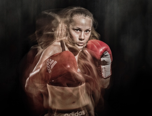 Athlete portrait – Ida Lundblad