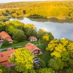 Aerial photo / flygfoto - Steningevik