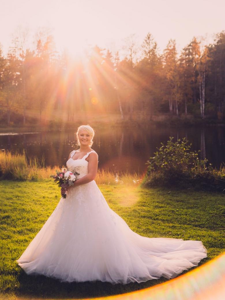 Bröllopsfotograf i Mullsjö och Jönköping