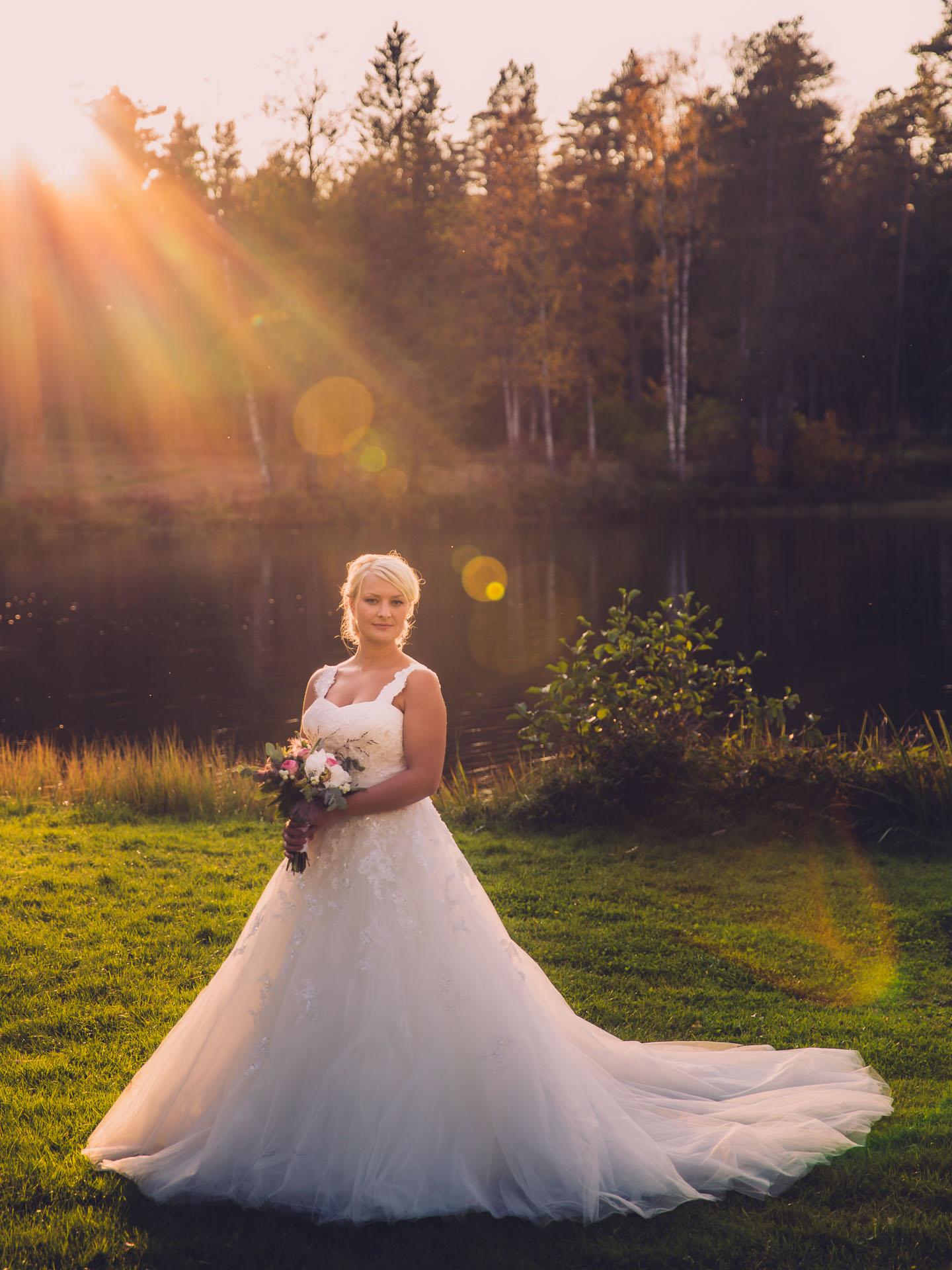 Bröllopsfotograf i Bankeryd, Habo Mullsjö (Jönköping)