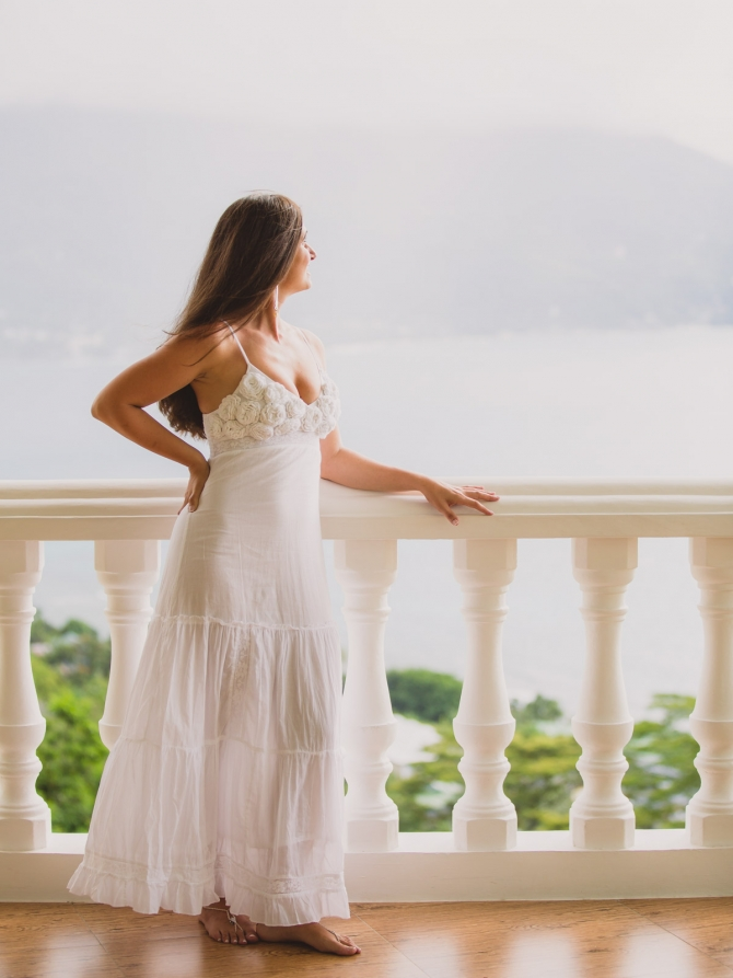 Bride - Wedding photographer in the Seychelles