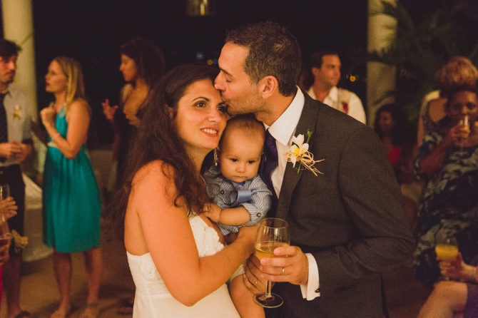 The family - Wedding photographer in the Seychelles