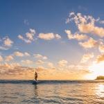 Surffotograf - Ståpaddling, Stand up paddle, Seychellerna
