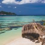 Yogafotograf - Yoga photographer - La Digue island, Seychelles