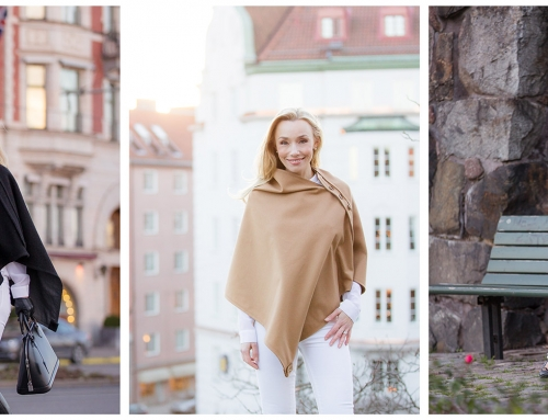 Fashion photographer in Stockholm for Cape Sweden
