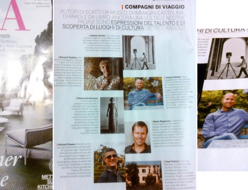 Article about Europe's best photographers – Grazia Casa, Italy