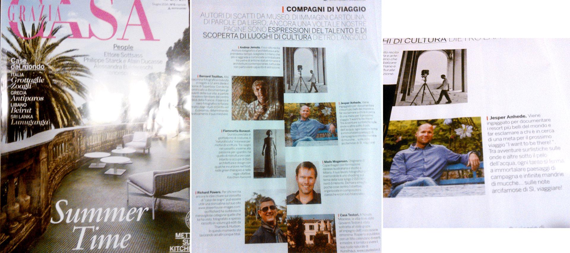 grazia casa magazine, italy-best photographer, fotograf italien