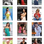 lifestyle magazine potpourri covers