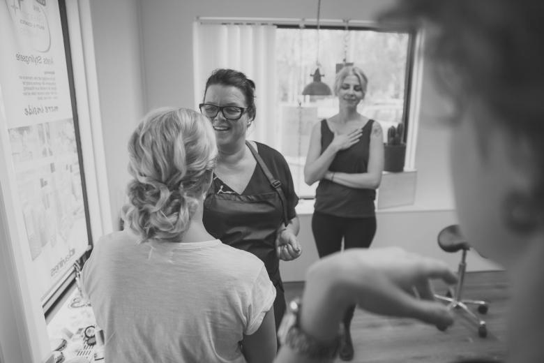 Bröllopsfotograf i Bankeryd, Habo, Mullsjö och Jönköping - Wedding photographer