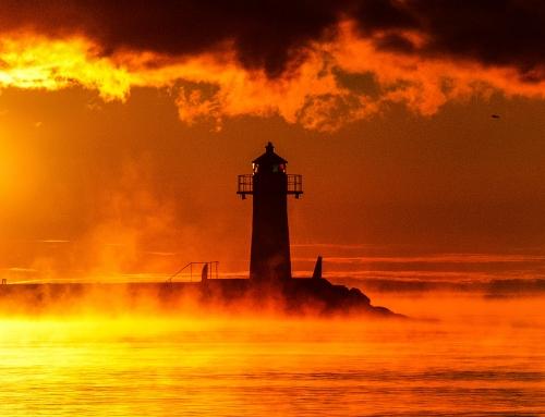 Fototips: Fotografering vid soluppgång & solnedgång