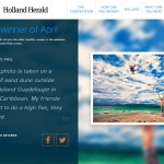 klm - holland herald photo competition winner - surf photographer guadeloupe anhede