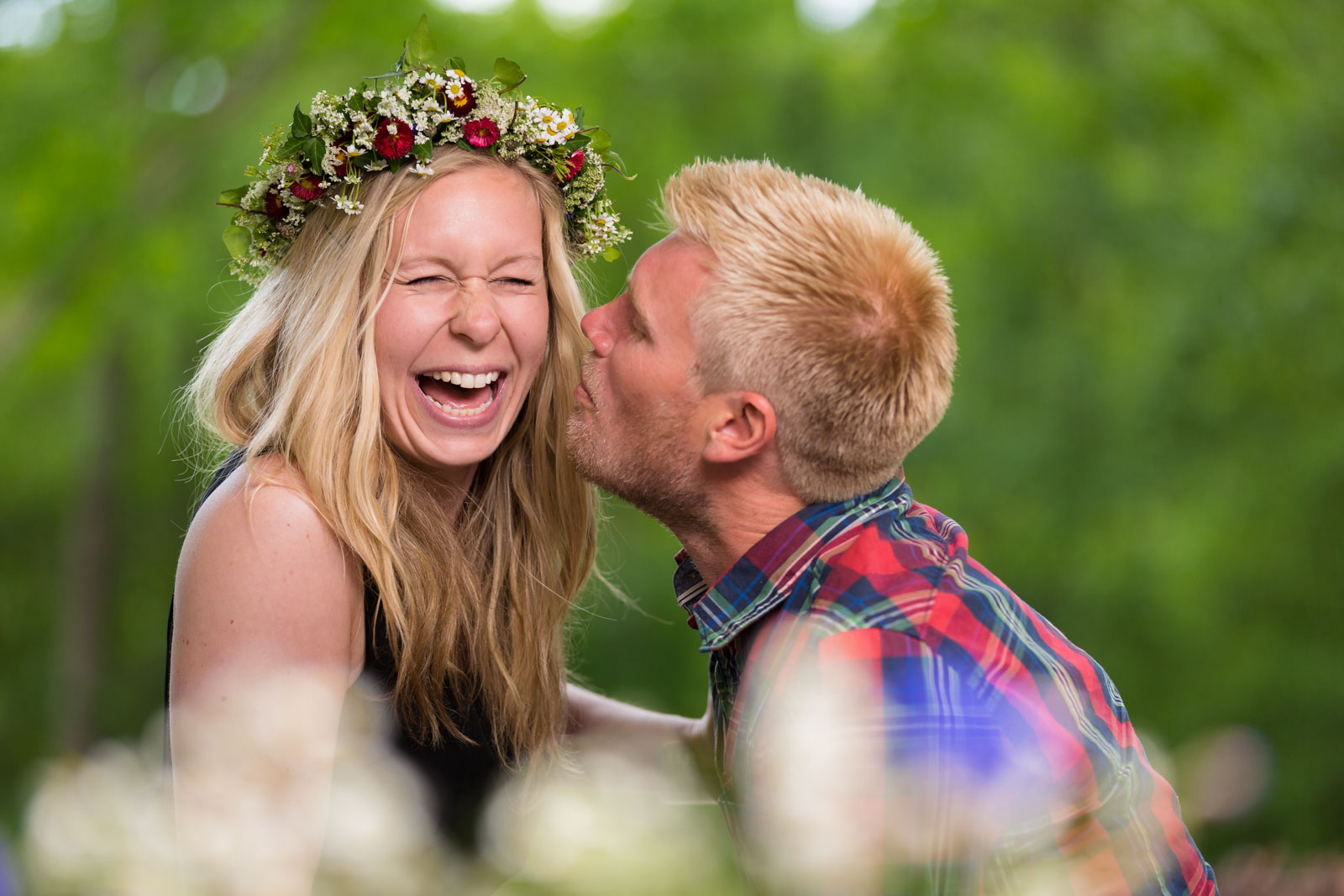 photo tips, portrait photography, midsummer, sweden - fototips, portrattfotografering, midsommar, sverige